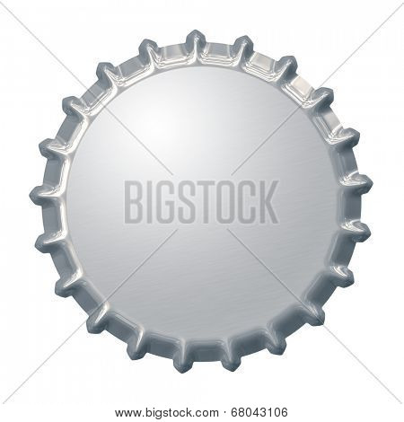 An image of a bottle cap background