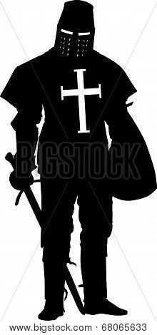 Crusader. Warriors Theme