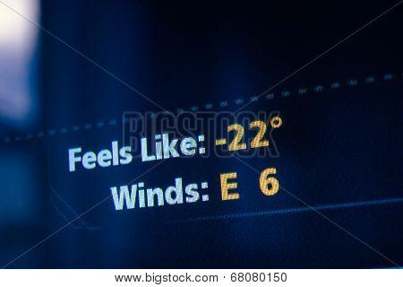 Feels Like Weather Forecast