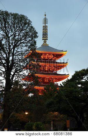 Sensoji Shrine