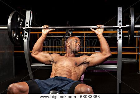 Weigh Bench Press
