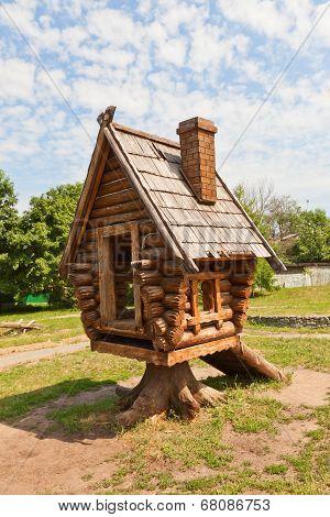 Fairy Tale House In Dmitrov, Russia