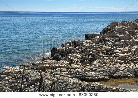 Rocky Coast Croatia