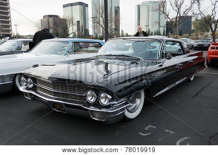 Cadillac Fleetwood On Display