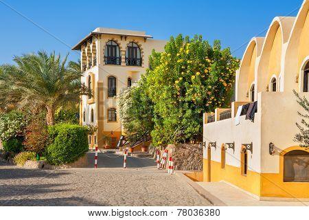 El Gouna Town. Egypt
