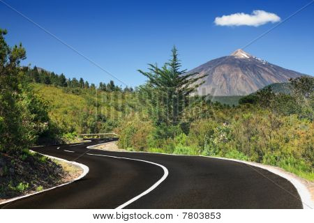 Open Road Tenerife