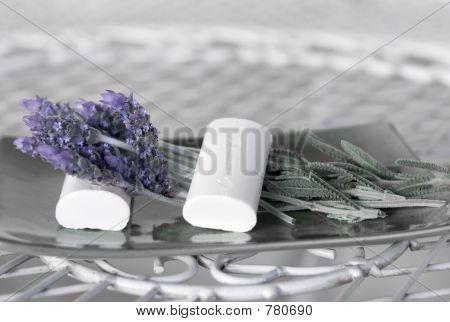 Lavender  &  Soap Spa
