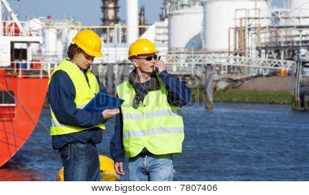 Harbor Inspection