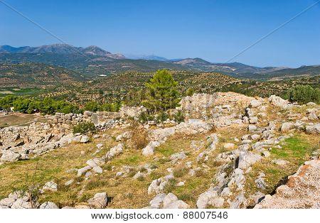 The Mountain Landscape