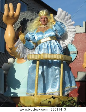 Carnival in Aalst 2012