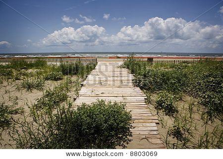 Oil Closed Beaches, Gulf Coast