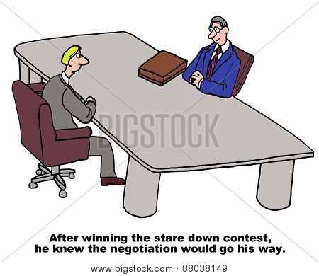 Winning the Negotiation