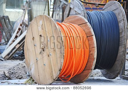 Coil of cable
