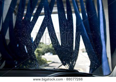 Car wash dryer