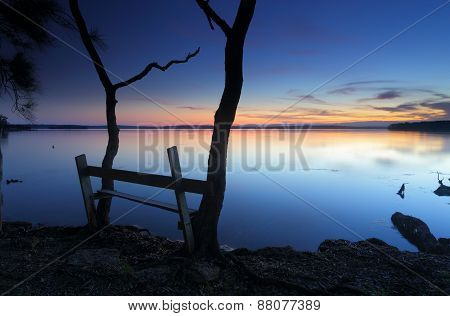 A Peaceful Place To Reflect