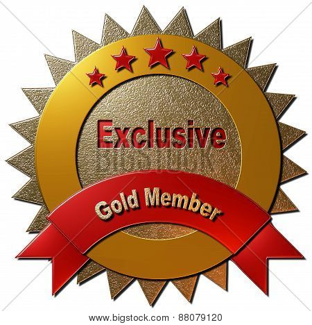 Exclusive Gold Member