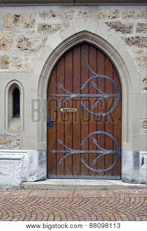 Liechtenstein Sacristy