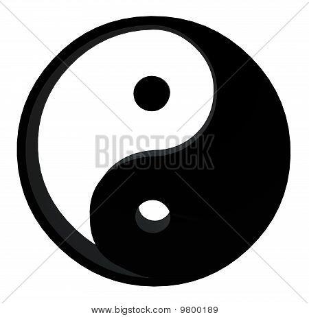 3D Yin Yang