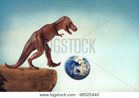 Extinction Concept