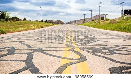 Driving Bad Road