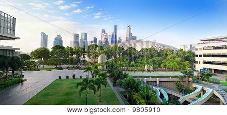 Singapore Panorama 3