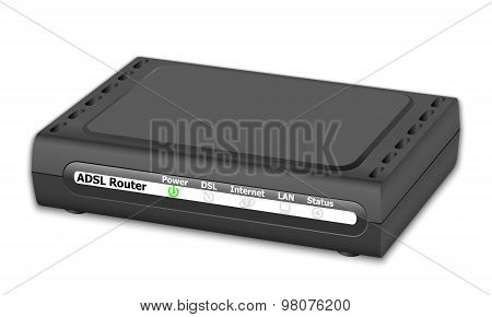 Vector Adsl Router