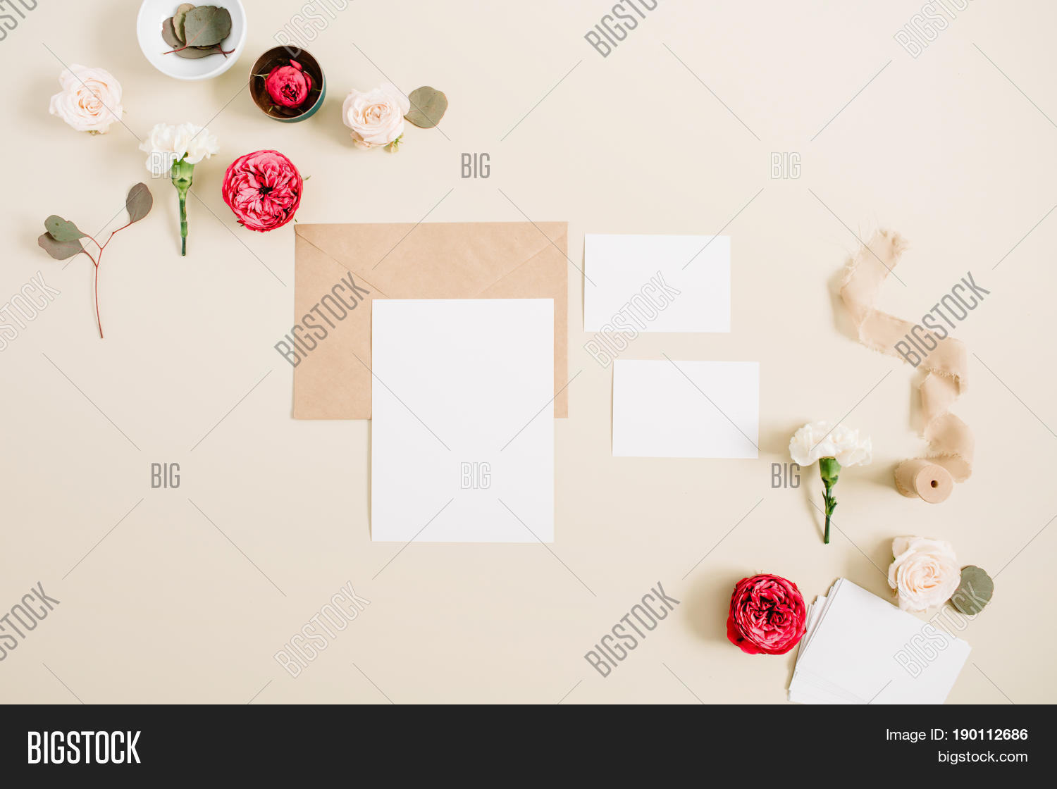 Wedding Invitation Image Photo Free Trial Bigstock