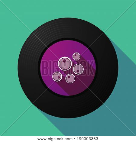 Long Shadow Music Disc With Oocytes