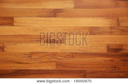 Textura de Parquet de teca
