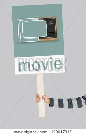Movie Cinema Film Media Leisure Concept