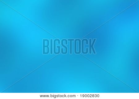 Water gradient background poster