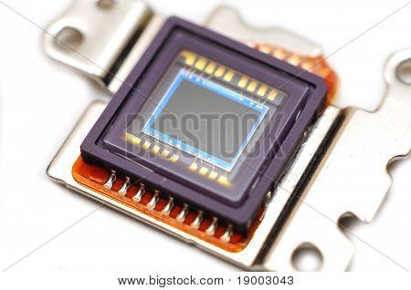 Sensor de la cámara digital