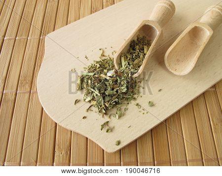 Common Rue leaves, Rutae herba, for herbal medicine
