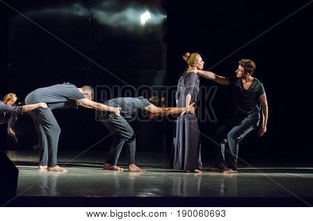 Choreographic Performance Mirror