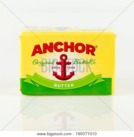 One Pat Of Anchor Butter. Original Butter Company Since 1886.