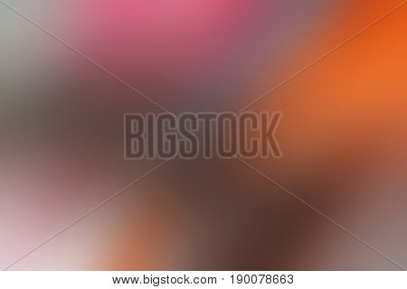 Blurred backgrounds soft color and shapes