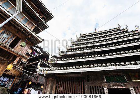 Shop In Folk Custom Centre Of Chengyang Village