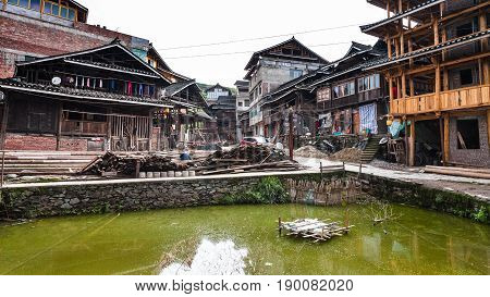 Residential Houses In Chengyang Village