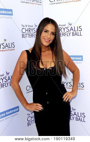 LOS ANGELES - JUN 3:  Soleil Moon Frye at the 16th Annual Chrysalis Butterfly Ball at the Private Estate on June 3, 2017 in Los Angeles, CA