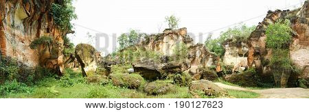 Large Quarry Limestone Image & Photo (Free Trial)   Bigstock