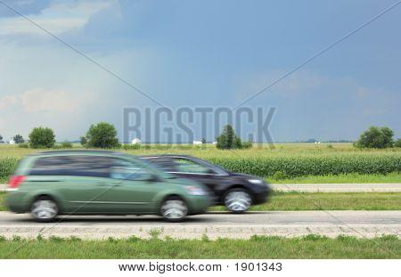 Interstate Blur