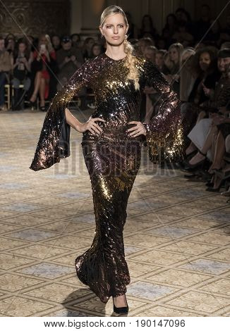 Christian Siriano - Fall 2017 Collection