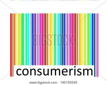 Consumerism bar code