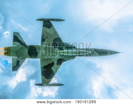 Air Force Fighter In Military Army