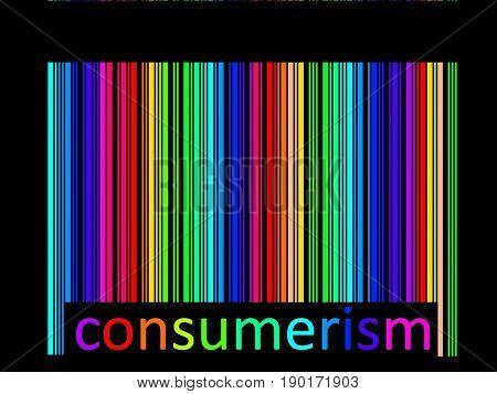 Consumerism in bar code