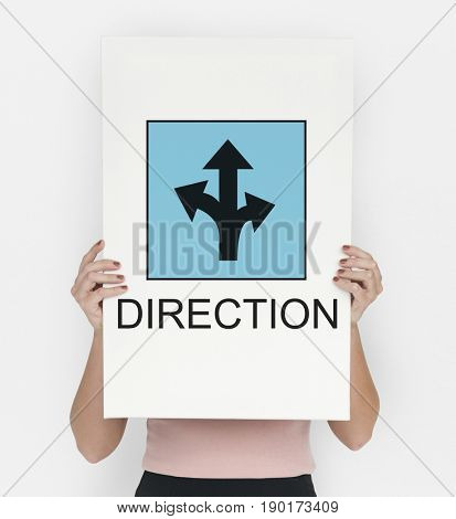 Direction Decision Destination Intersection Travel Journey