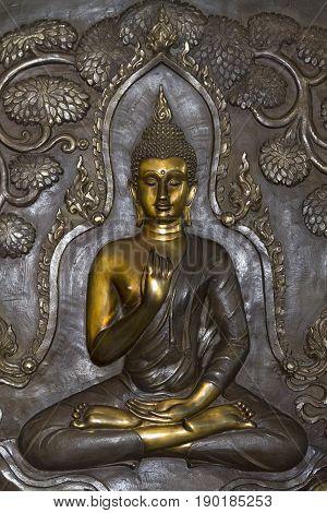 buddha illumination sculpture architecture northeast  ancient spiritual