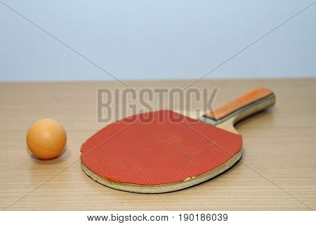 Ping Pong For Amateur Racers.