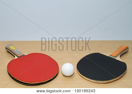 Hit Sport Ping pong for Thai amateur racers.