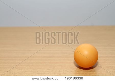 Ping Pong Ball For Amateur Racers.
